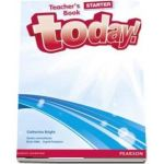 Today! Starter Teachers Book and DVD Pack