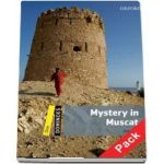 Dominoes One. Mystery in Muscat. Pack