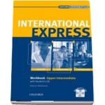 International Express Upper Intermediate. Workbook with Students CD