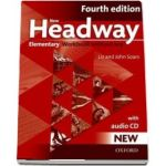 New Headway Elementary Fourth Edition. Workbook and Audio CD without Key