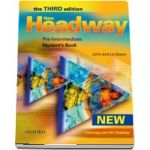 New Headway Pre Intermediate Third Edition. Students Book. Six level general English course for adults