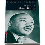 Oxford Bookworms Library Factfiles Level 3. Martin Luther King. Book