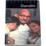 Oxford Bookworms Library Factfiles, Level 4. Gandhi