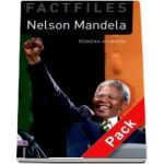 Oxford Bookworms Library Factfiles Level 4. Nelson Mandela. Audio CD pack