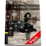 Oxford Bookworms Library Level 1. A Little Princess. Audio CD pack