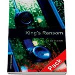Oxford Bookworms Library Level 5. Kings Ransom. Audio CD pack