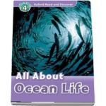 Oxford Read and Discover Level 4. All About Ocean Life. Audio CD Pack