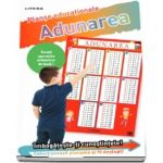 Adunarea 0 - 10. Planse educationale