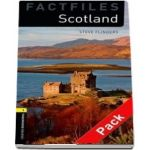 Oxford Bookworms Library Factfiles Level 1. Scotland audio CD pack