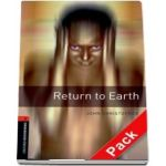 Oxford Bookworms Library Level 2. Return to Earth audio CD pack