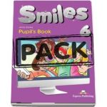 Smiles 6. Pupils Book with ieBook and Lets Celebrate (Jenny Dooley)