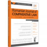 Romanian Journal of Comparative Law nr. 1/2020