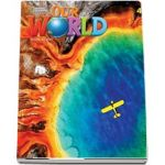 Our World 4, Second Edition. Students Book with eBook, Workbook Code and Online Practice