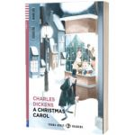 A Christmas Carol with audio downloadable multimedia contents with ELI LINK App, Charles Dickens, ELI