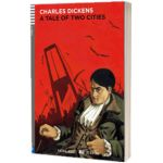 A Tale of Two Cities with audio downloadable multimedia contents with ELI LINK App, Charles Dickens, ELI
