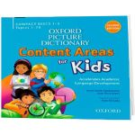 Oxford Picture Dictionary Content Areas for Kids. Audio CDs, Jenni Currie Santamaria, Oxford University Press