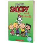 Peanuts. Snoopy and Friends, Jacquie Bloese, SCHOLASTIC