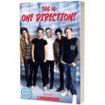 This is One Direction! Book and CD (A1 600 Headwords), Fiona Davis, SCHOLASTIC