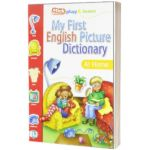 My First English Picture Dictionary. At home, Joy Olivier, ELI