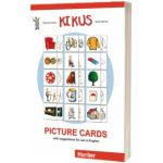 Kikus Englisch Picture Cards with suggestions for use in English, Edgardis Garlin, HUEBER