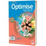 Optimise B1 Student's Book Pack