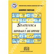 Statistica si sondajul de opinie