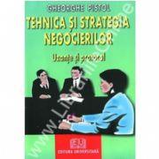 Tehnica si strategia negocierilor