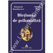 Dicţionar de psihanaliză
