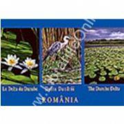Romania. Delta Dunarii & Romania. The Danube Delta