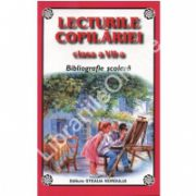 Lecturile copilarie. Bibliografie pentru clasa a VII-a