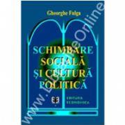 Schimbare socială şi cultură politică