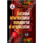 Sistemul informaţional managerial al organizaţiei