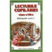 Lecturile copilariei. Bibliografie scolara pentru clasa a VIII-a