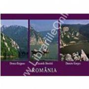 Romania. Cazanele Dunarii & Romania. Danube Gorges