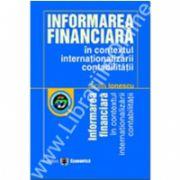 Informarea financiară în condiţiile internaţionalizării economiei