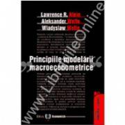 Principiile modelării macroeconometrice