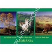 Romania. Culoarul Rucar-Bran & Romania. Rucar-Bran corridor