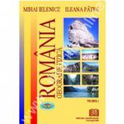 GEOGRAFIA FIZICA A ROMANIEI, Vol. I