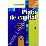 Piata de capital. Cronica provocării riscului