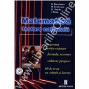 Matematică -testare naţională