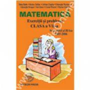 Matematică Exerciţii şi probleme pentru clasa a VII-a, semestrul al II-lea