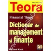 Dictionar de mangement si finante