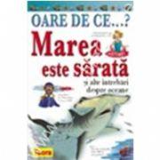 OARE DE CE. Marea este sarata ?