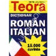 Dictionar roman - italian 15000 cuvinte