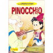 Seria lipesti si citesti - Pinocchio