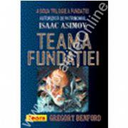 Teama Fundatiei-parte din A Doua trilogie A Fundatiei