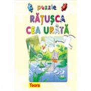 Seria Povesti cu puzzle : RATUSCA CEA URATA