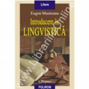 Introducere in lingvistica