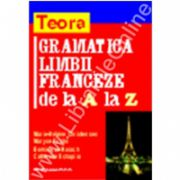 Gramatica limbii franceze de la A la Z