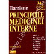 Harrison - Principiile medicinei interne, vol 1+2, 14 edition, editia a II-a in limba romana